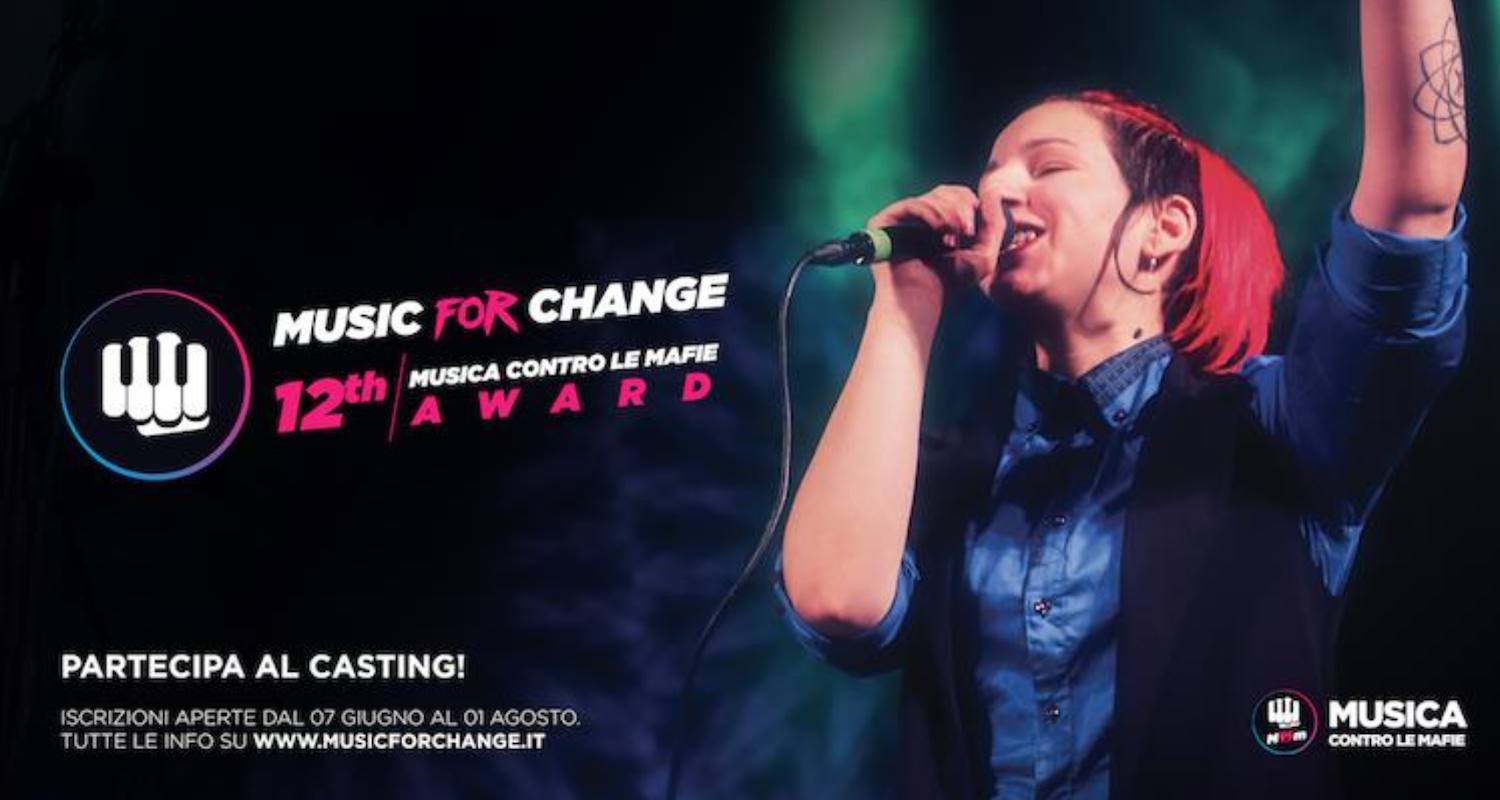 Music for change
